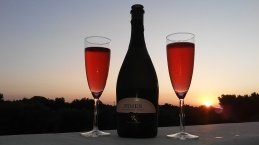 Rosato at sunset