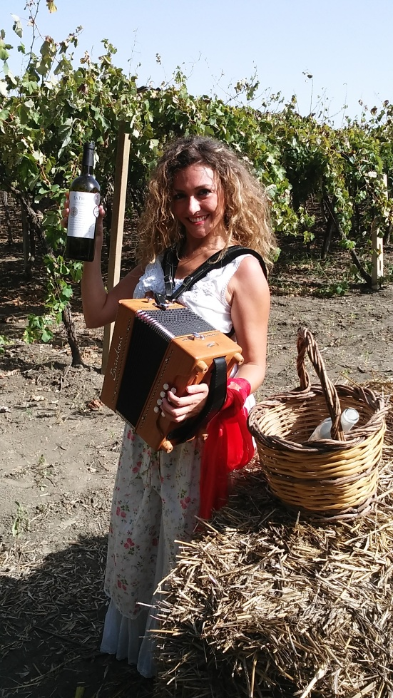 PIzzica Music and wine tasting in the countryside, Puglia