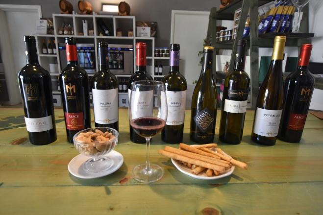 Wine Tours in Puglia